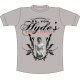 Dr Von Hyde Grey T-Shirt