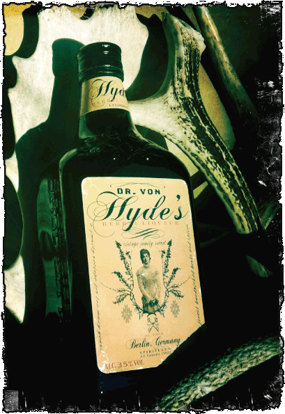 The Myth.. The Legend.. Dr Von Hyde's Herbal Liqueur